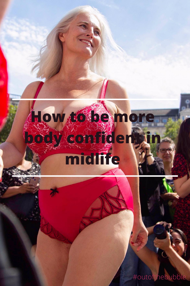 Midlife body confidence
